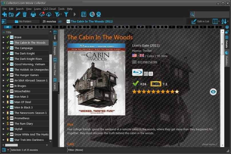 Movie Collector 21.2.1 Crack With Serial Key Free Download