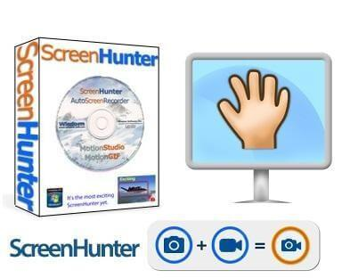 ScreenHunter Pro 7.0.1157 Crack With Serial Key Download Free