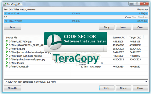 TeraCopy Pro 3.8.5 Crack For Windows Latest 2021
