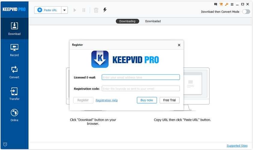 KeepVid Pro V8 Crack Plus Serial Key Free Download [Lifetime]