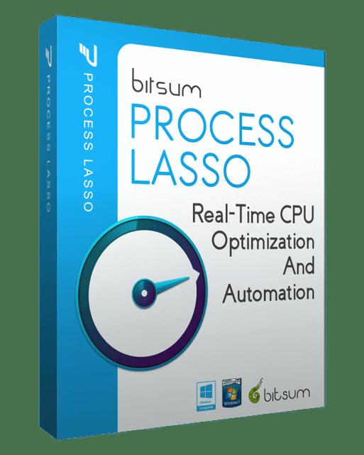 Process Lasso Pro 10.2 Crack For Windows Free