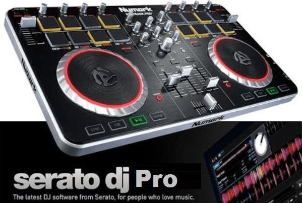 Serato DJ Pro 2.5.7 Crack Plus Serial Key Free Download