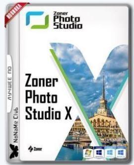 Zoner Photo Studio X 19.2103.2.314 Crack With Activation Key Free