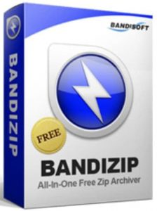 Bandizip Enterprise 7.15 Crack With Serial Key Free