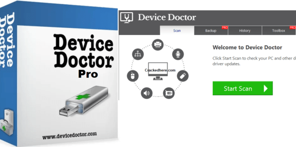 Device Doctor Pro 5.3.521.0 Crack + License Key Free Download