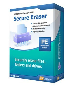 Secure Eraser Professional 5.301 Crack With Free Download