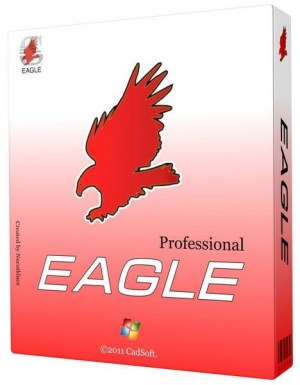 CadSoft EAGLE Pro 9.6.2 Crack With Keygen Latest 2021 Free