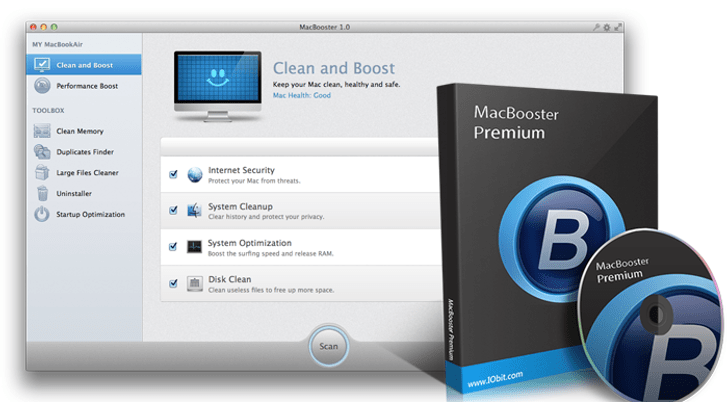 MacBooster 8.0.5 Crack With License Key Download [Updated]