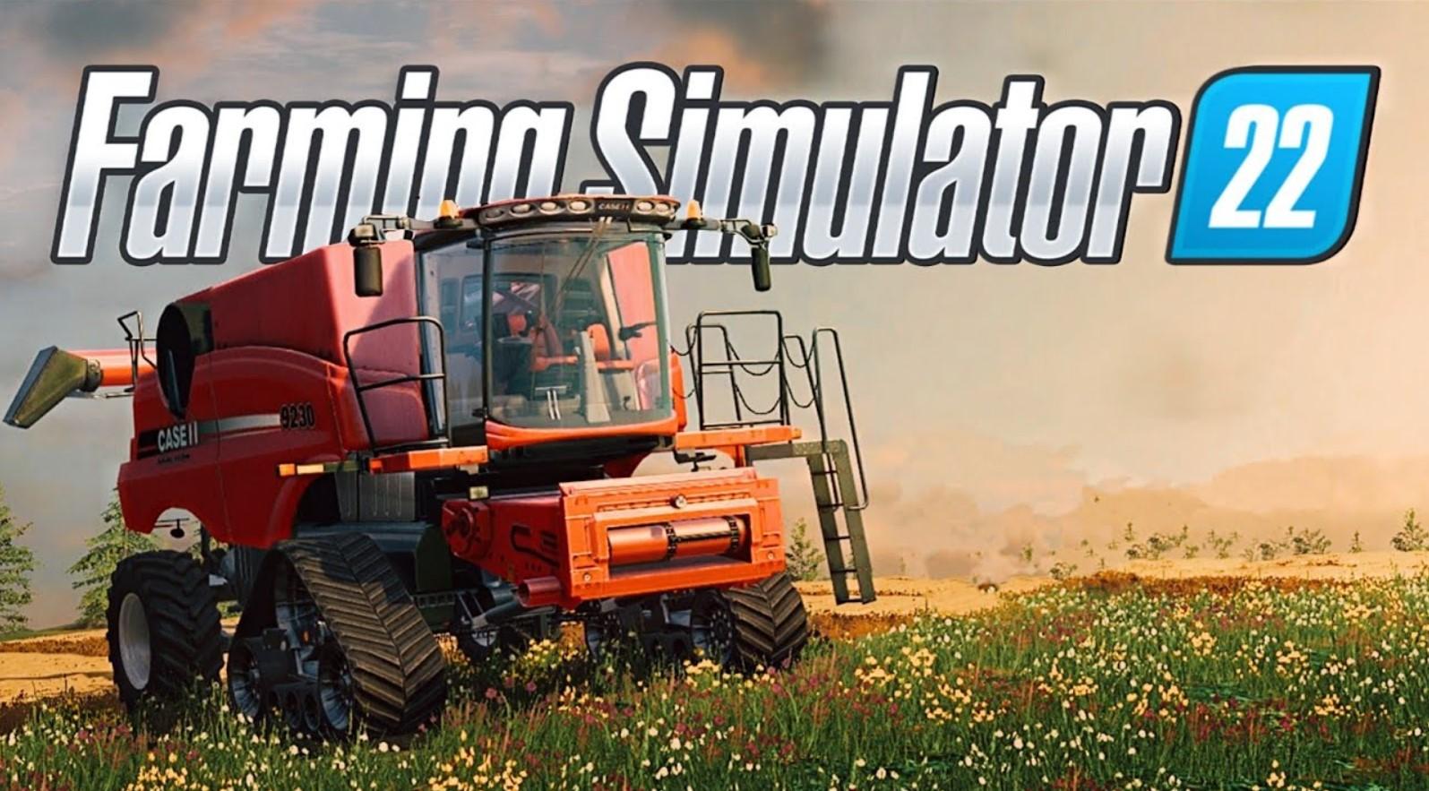 Farming Simulator 22 Crack Full Updated Free....
