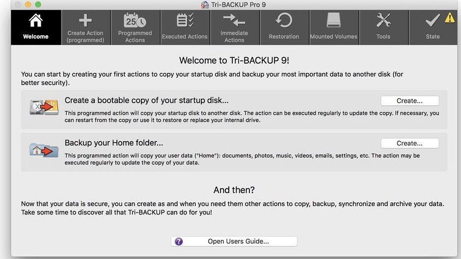 Tri-BackUP Pro 9.1 Crack For Mac Free Download