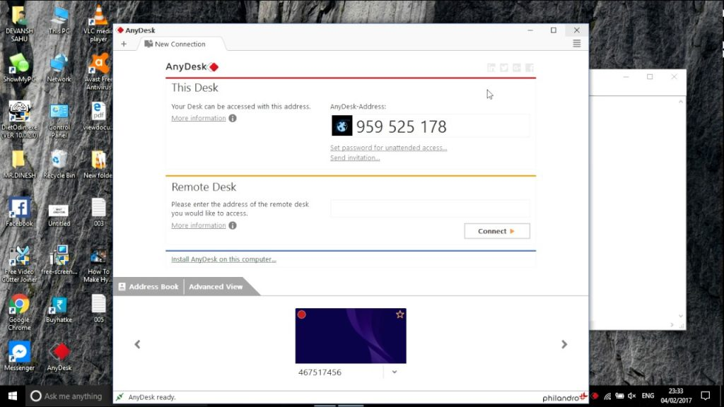 AnyDesk Crack 6 _ Fast Remote Application Free...