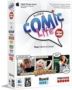 Comic Life 3 Crack For Mac & Windows Free
