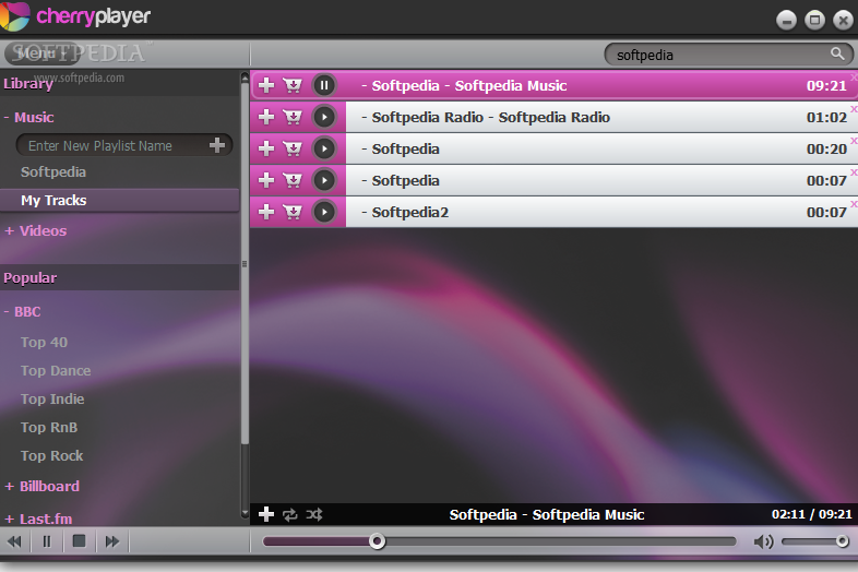 CherryPlayer 3.3 Crack For Windows Download Free 2021