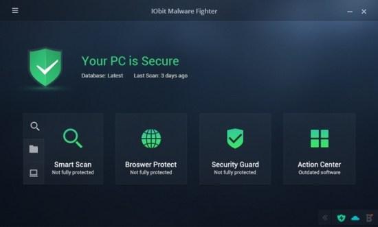 IObit Malware Fighter Pro 8.8 Crack Free Antivirus Software