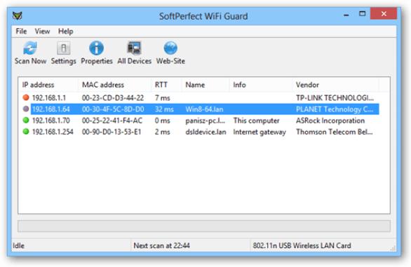 WiFiSpoof 3.5 Crack Change your WiFi MAC Address Free