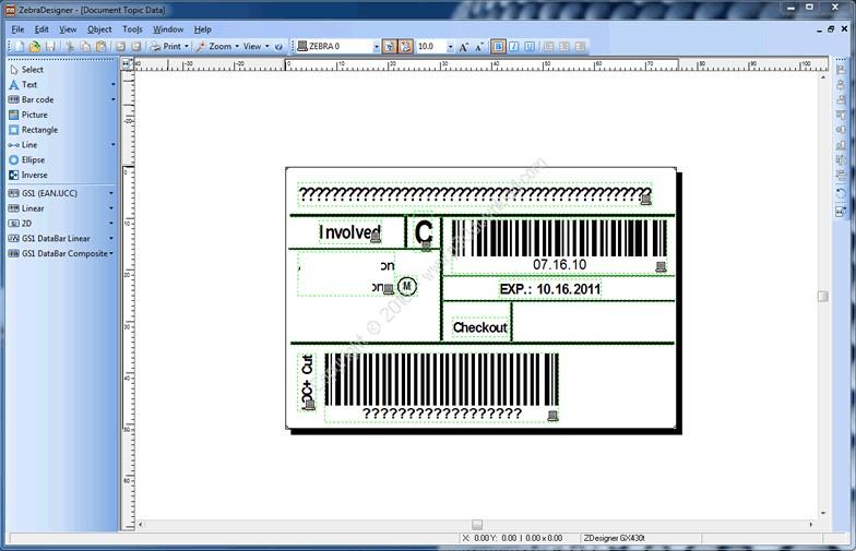 Zebra Designer Pro 3.20 Crack License Key Free 2022